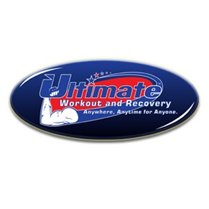 Ultimate Workout And Recovery (UWAR) Deluxe Rehab and Exercise Convenience Gym perfect for anyone to use