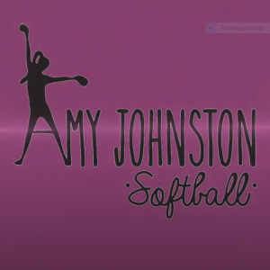 Amy Johnston Softball Demonstrating the Ultimate Workout And Recovery System